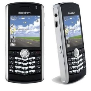 Blackberry 8110 Pearl Unlocked Phone (Black)