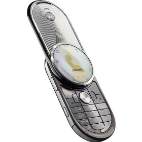 Motorola AURA - Cellular phone - GSM