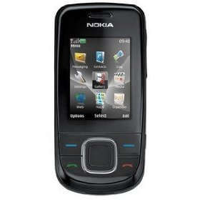 Nokia 3600 Slide Unlocked Phone with 3.2 MP Camera--International Version with Warranty