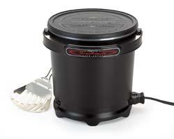 Presto 05411 black deep fryer  6cup 1500w