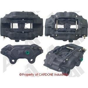 A1 Cardone 16-4254A Remanufactured Brake Caliper