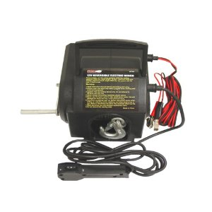 Grip 6000 lb Reversible Electric Winch