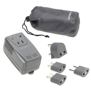 Samsonite Automatic Converter/Adaptor Plug Kit with Pouch