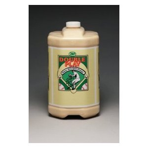 ZEP095024 Double Play Heavy Duty Hand Cleaner with Citrus Solvents and Pumice.(4) Gallons