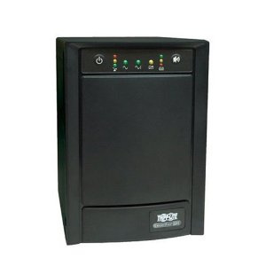 Tripp Lite SMART1500SLT Smart 1500VA Line-Interactive UPS with SNMP Slot (8 Outlets)