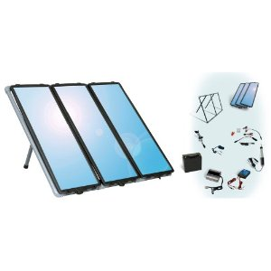 Sunforce 50060 45-Watt Plug and Play Solar Charging System