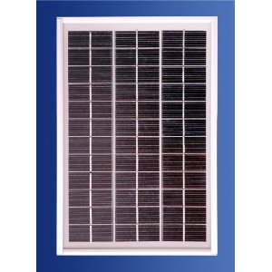 1 Watt Solar Panel - CDT-1w 12V crystalline PV module charger#31001