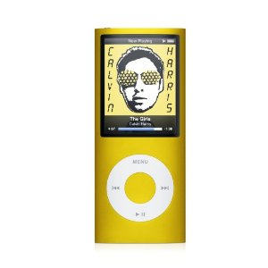 Apple iPod nano 16 GB Yellow (4th Generation) [Previous Model]