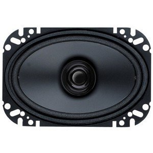 BOSS BRS46 4-Inch x 6-Inch Dual Cone Replacement Speaker, Individually Packaged In Clamshell