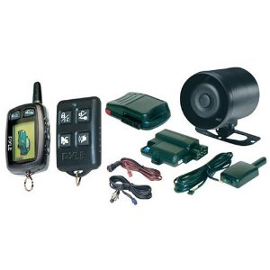 Pyle PWD501 LCD 2-Way Vehicle Remote Start/Security System