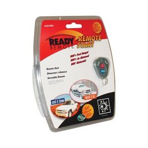 READY REMOTE 24921 Automobile Auto Start System