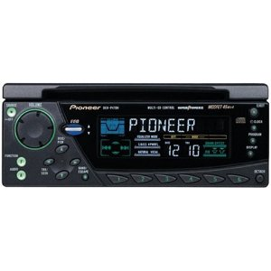 Pioneer Car DEHP47DH 45-Watt x 4 GM/Chrysler Fit CD Player with Supertuner III and DFS