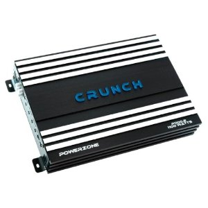 Crunch PowerZone P1100.2 1100 Maxx Watt Power A/B Class Two-Channel Amplifier
