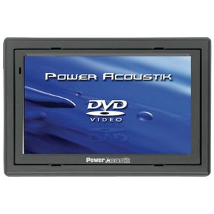 Power Acoustik Pt-718Ts 7-Inch Widescreen Touch-Screen Headrest Monitor
