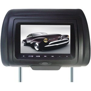 Concept CLD-700 7-Inch Chameleon Headrest with Built-in DVD Player