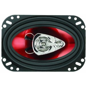 Boss CH4630 4� x 6� 3-Way Speaker