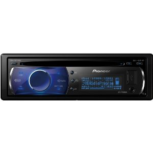 Pioneer DEH-P7200HD CD Receiver with HD Radio, OEL Display and iPod Control