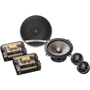 Pioneer TS-D1320C 5.25-Inch Rev-Series 180-Watt Speaker Package
