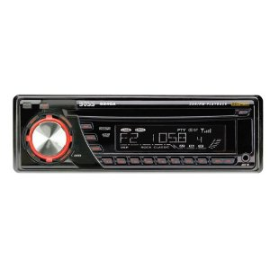 Boss 636CA In-Dash CD/MP3 Receiver with Front Panel AUX Input