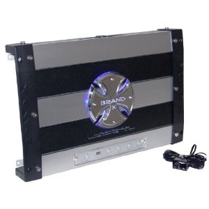 Brand-X L1140X1D 1140 Mono Block Digital Class D Amplifier