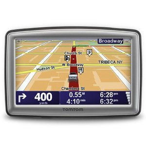 TomTom XXL 530-S 5-Inch Widescreen Portable GPS Navigator