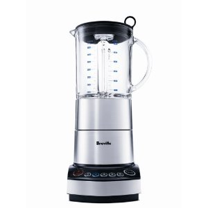 Breville BBL550XL Ikon 610-Watt Stainless-Steel Blender