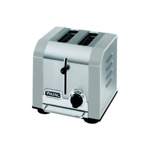 Viking VT200SG Professional Stainless Gray Toaster 2-slice