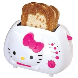 HELLO KITTY TOASTER KT5211 VERY RARE AND COOL
