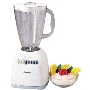 Oster 6640 10-Speed Blender with Plastic Jar