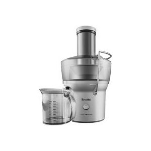 Breville Juice Fountain Compact Fruit and Vegetable Juicer - BJE200XL