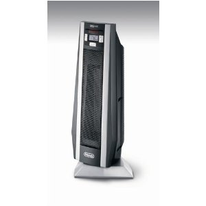 DELONGHI TCH6590ER SAFEHEAT(TM) CERAMIC OSCILLATING TOWER HEATER WITH ELECTRONIC THERMOSTAT