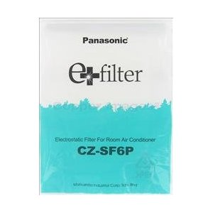 Panasonic PANASONIC CZ-SF6P E PLUS AIR FILTER - 2 PACK