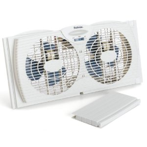 Holmes 7 Twin Window Fan HAWF2021-U