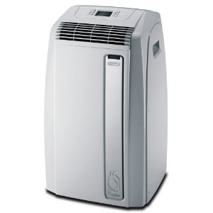 DeLonghi PAC A120E 12,000-BTU Eco-Friendly Portable Air Conditioner