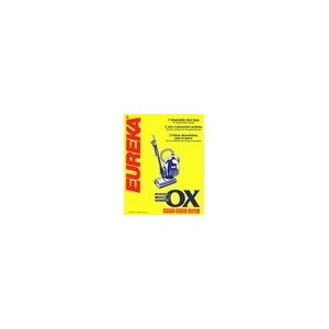Eureka Style OX Replacement Vacuum Cleaner Bags (3 pack) (For Models: 61230A,61230C,61230D)