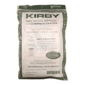 Ultimate G/g6 Kirby Vacuum Cleaner Replacement Bags (9 Pack)