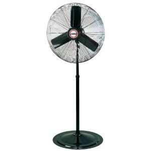 LASKO 30 In. Oscillating Industrial Fan
