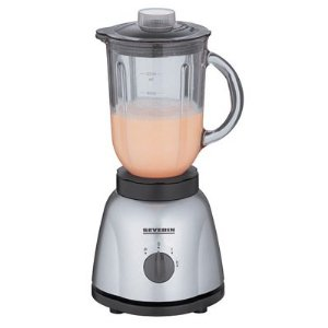 220 Volt (NOT USA COMPLIANT) Severin Blender Stainless 2 Speed Glass
