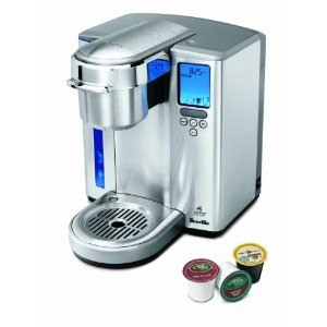 Remanufactured Breville XXBKC600XL Gourmet Single-Cup Coffeemaker