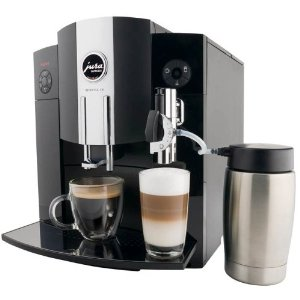 Jura-Capresso 13422 Impressa C9 One Touch Automatic Coffee-and-Espresso Center, Black