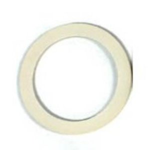 Bialetti 06950 replacement gasket for 3 cup coffee makers.