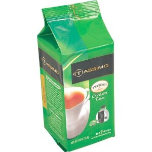 Twinnings Green Tea T-Discs