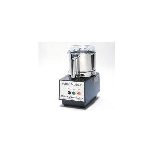 Commercial Food Processor, 3.5 qt. SS Bowl Attachment, No Cont. Feed