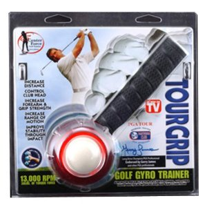 DynaFlex TourGrip Golf 90043 Grip and Arm Strengthening System