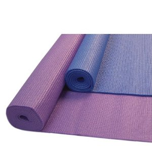 BodyTrends Sticky Yoga Mat, purple