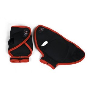 J Fit Weighted Cardio Workout Gloves (1-Pound Each)