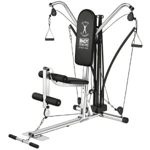 Power Resistance Home Gym 4100 By Body Sculpture