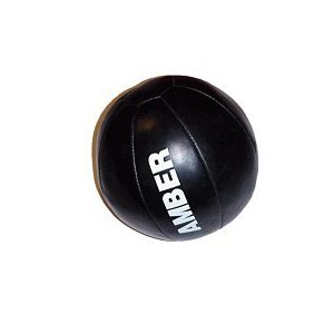 Leather Medicine Ball 12lb