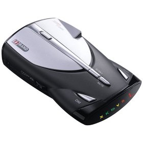 Cobra XRS 9340 High Performance 12 Band Radar/Laser Detector