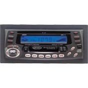 Jensen CD/Cassette Receiver with Detachable Face (CM9521)